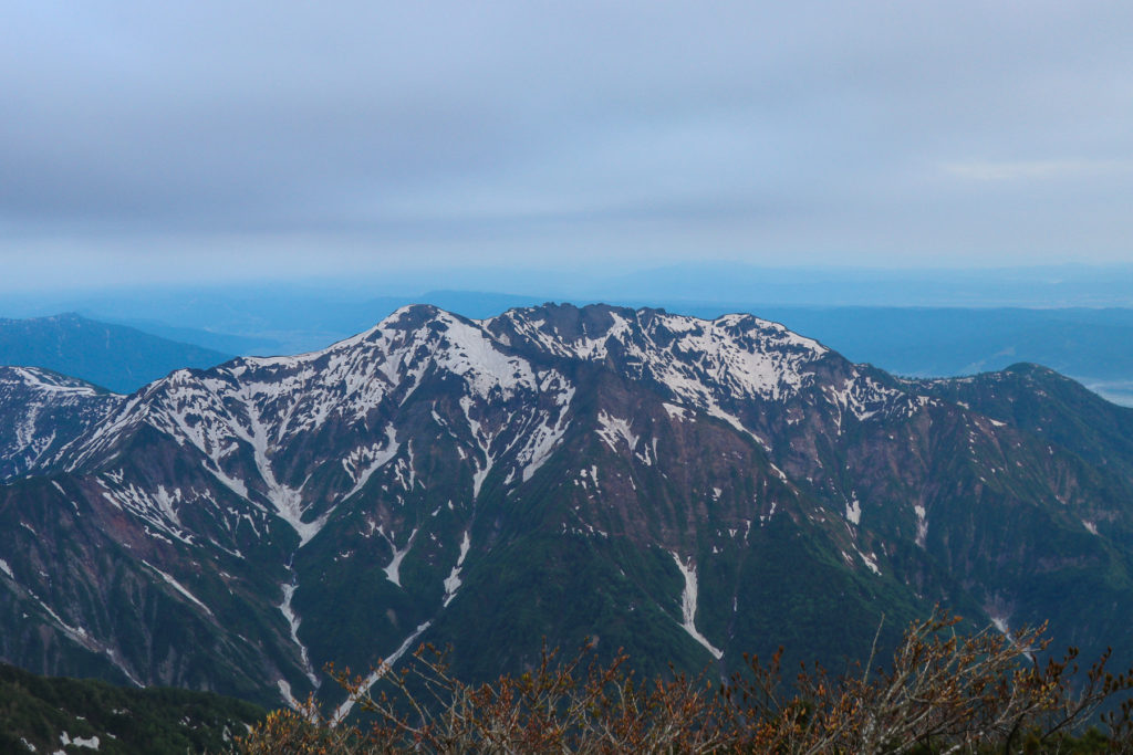 越後駒ヶ岳