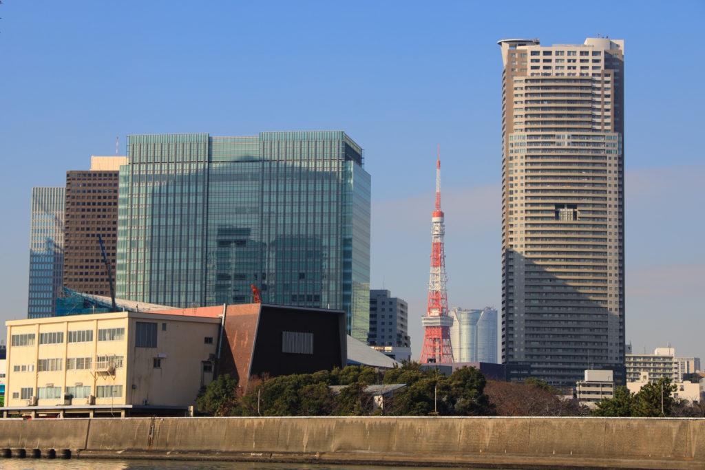 隅田川~水上バス